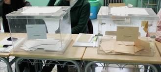 La participación baja al 72,98 % en Castilla-La Mancha, el 2,28 % menos que el 20D