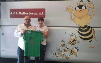 Virginia Ballesteros Fabre renueva con el FSF Alovera