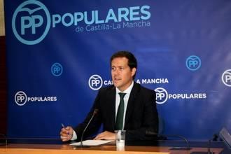 """Velázquez denuncia que Page """"vuelva a las andadas del despilfarro al triplicar el presupuesto en asesores de Presidencia"""""""
