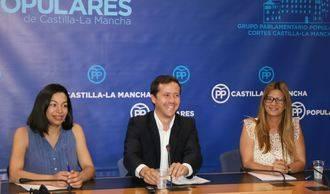 'Repasito' del PP regional al primer año de Emiliano García-Page