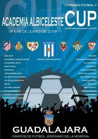 La Academia Albiceleste trae a Guadalajara a equipo como el Atleti, el Sevilla, el Betis o el Villarreal