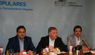 """Núñez: """"Page es una máquina de perder votos; lejos de ser la locomotora de la región, es un lastre para nuestra tierra"""""""