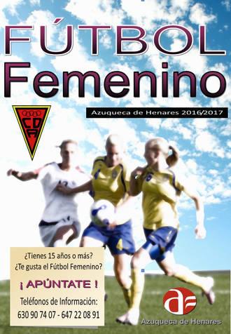 El CD Azuqueca quiere tener un equipo femenino