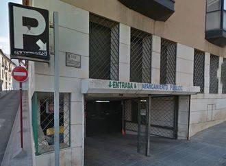 El parking de Dávalos cierra unas semanas para mejorar la instalación y arreglar deficiencias en riesgos laborales