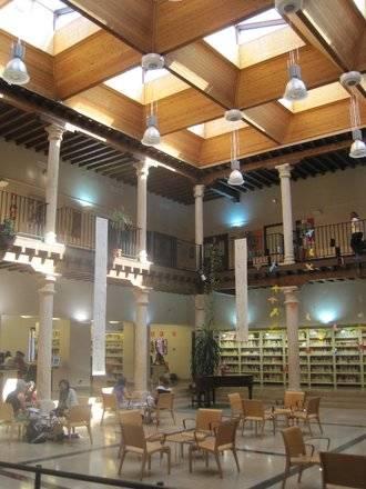 El Ministerio de Educación adjudica las obras de acondicionamiento de la Biblioteca de Dávalos