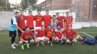 Cabanillas acogerá una nueva edición del Interpeñas de Fútbol 7, el próximo fin de semana