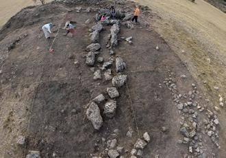 La UAH presentarán los resultados de las labores de recuperación del Dolmen del Portillo de las Cortes