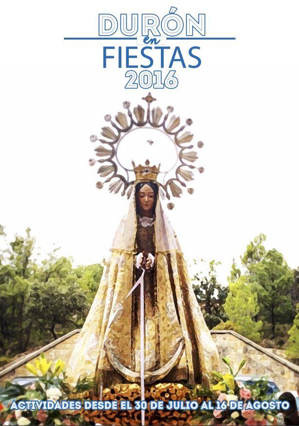 Durón se prepara para las fiestas patronales de agosto