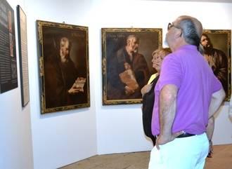 Casi 3.000 personas han visitado las exposiciones sobre el IV Centenario de la muerte de Cervantes en Molina