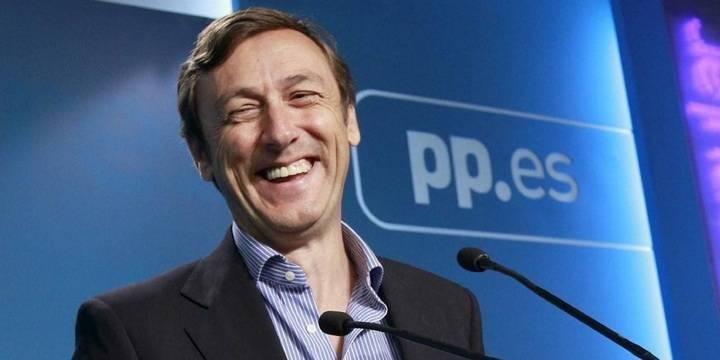 El alcarreño Rafael Hernando, posible 'ministrable' del gobierno de Rajoy