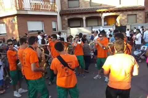 San Pedro bailará a ritmo de charangas en Yunquera de Henares