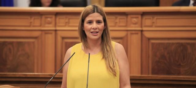 Agudo destaca el trabajo de Cospedal al eliminar fronteras entre comunidades para beneficiar a los jóvenes con el abono joven de transportes de 20 euros