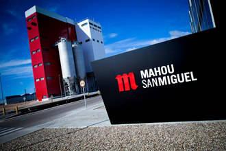 Mahou San Miguel se gasta 21 millones de euros en mejorar su fábrica de Alovera