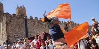 Éxito de participación y público de las XVII Jornadas Medievales de Sigüenza