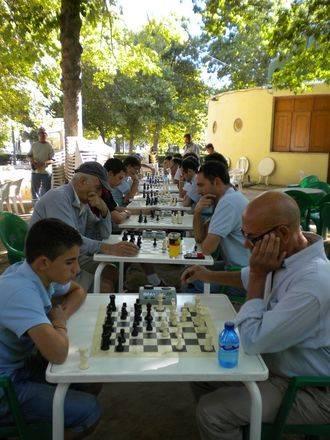 Abierta la inscripción para participar en el Torneo de Ajedrez de San Juan de Sigüenza