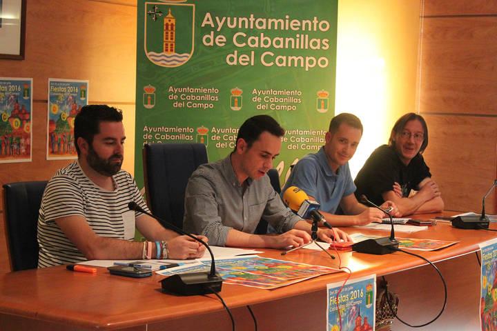 Más de 50 propuestas en el programa festivo de Cabanillas del Campo