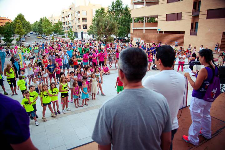 Esta semana Valdeluz se sumerge de lleno en las primeras fiestas de este núcleo residencial