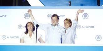 El Partido Popular se impone holgadamente en Guadalajara, Castilla-La Mancha y en toda España