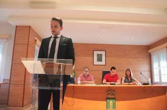 Carlos Sanz se convierte en nuevo concejal del PP por Cabanillas