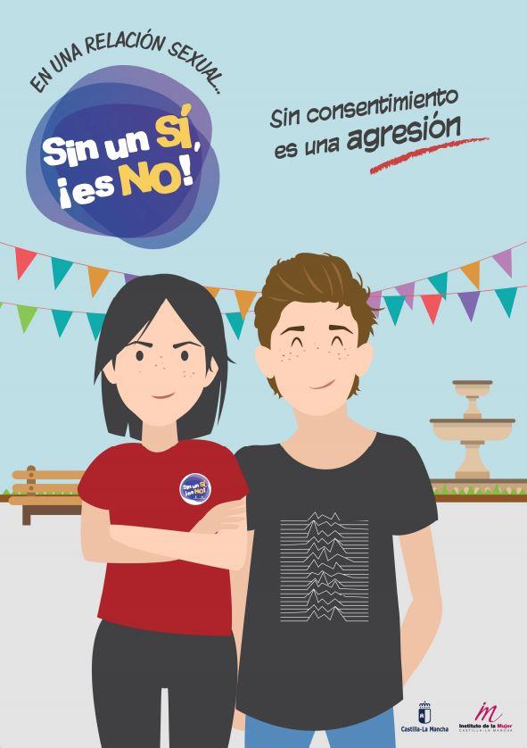 La campaña regional para prevenir la violación en cita comienza este jueves en Guadalajara