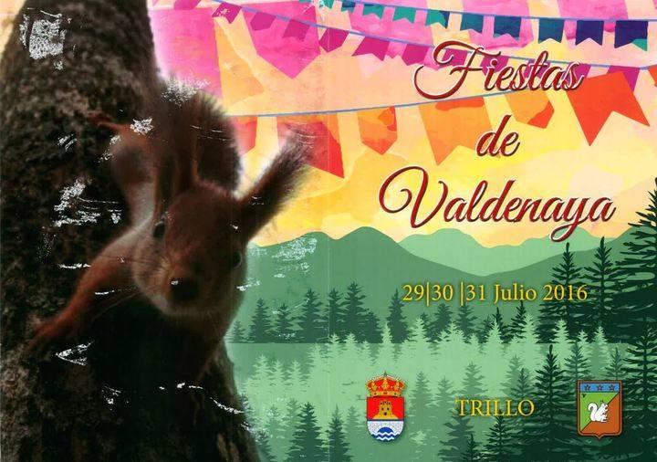 Valdenaya celebra sus fiestas este fin de semana