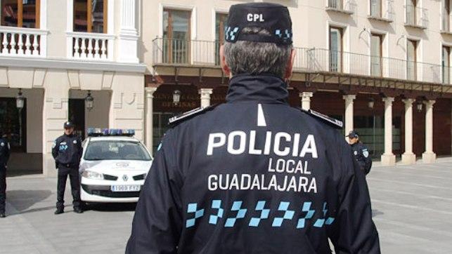 Dos heridos, uno grave y otro leve, en sendos accidentes en Guadalajara
