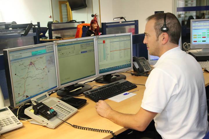 El Servicio de Emergencias 112 de Castilla-La Mancha gestionó más de 298.000 llamadas 'procedentes' durante el primer semestre de 2016