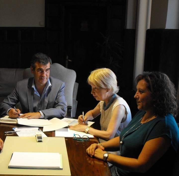 Renovado el convenio con las Conferencias de San Vicente de Paúl para apoyar a familias en situación de crisis