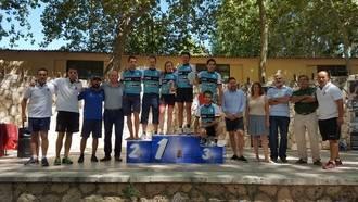 Más de 220 participantes en V Trofeo MTB de Brihuega del Circuito Diputación