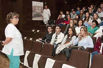 Más de 70 alumnos de cuarto de Fisioterapia han comenzado sus prácticas en centros del Área Integrada de Guadalajara