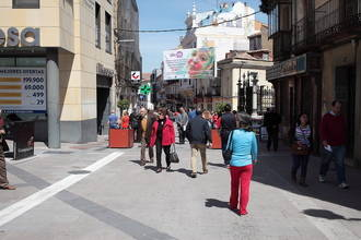Hasta los 29ºC llegará el mercurio este miércoles soleado en Guadalajara