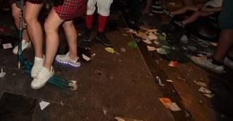 Durante las Ferias se recogieron de las calles de Guadalajara 895.000 kilos de residuos