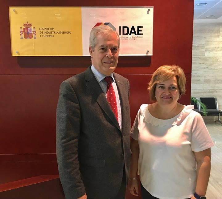 El IDAE otorga a Alovera préstamo de 539.044 euros para renovar el alumbrado público
