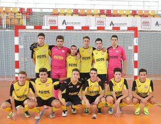 El Atlético Almonacid planta cara al Club Inter en Alcalá