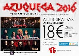 La última noche de fiestas de Azuqueca se viste de rock