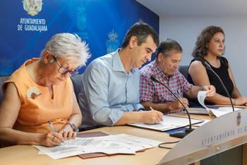 71 desempleados podrán ser contratados a través de una nueva línea de subvenciones del Ayuntamiento de Guadalajara