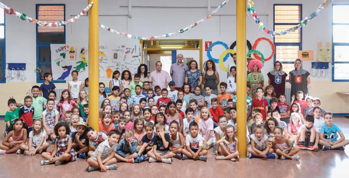 Más de mil niños han disfrutado de las actividades infantiles de verano del Ayuntamiento de Guadalajara