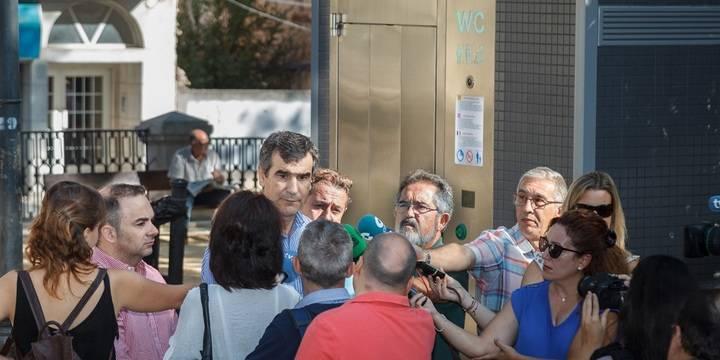 Instalados cinco nuevos aseos autolimpiables en Guadalajara