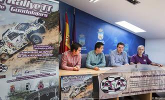 Guadalajara acogerá la III Rallye Todo Terreno de Guadalajara, prueba puntuable para el Campeonato de España