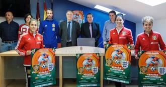 La Selección Española Absoluta de Fútbol Femenino se enfrenta a la potente Inglaterra, el próximo martes, en el Pedro Escartín