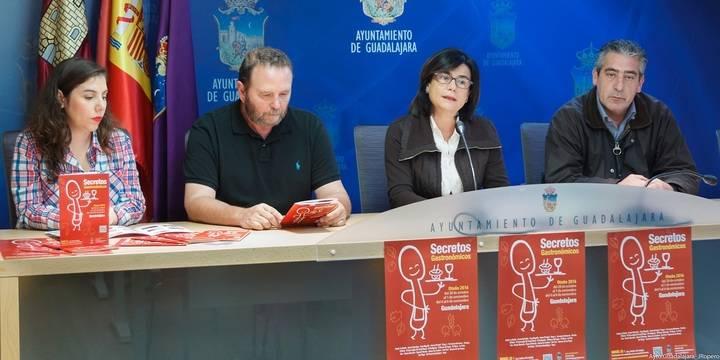 Este fin de semana arranca la edición de Otoño de los Secretos Gastronómicos de Guadalajara