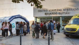 El CMI Eduardo Guitián acoge hoy las V Jornadas de Enfermería de Emergencias