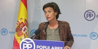 """Ana González: """"Page es el Pedro Sánchez de Castilla-La Mancha"""""""