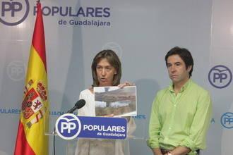 """Guarinos: """"Me avergüenza tener de presidente de esta región a alguien que dedica más tiempo a irse de fiesta que a la salud de los ciudadanos de Guadalajara"""""""