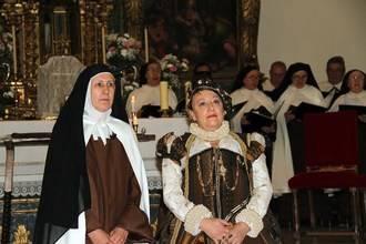 Este sábado, el musical 'Buscando a Teresa' llega a la Ciudad del Doncel
