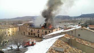 La rehabilitación del Ayuntamiento de Palazuelos comenzará antes de fin de año