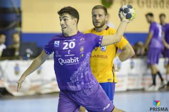 BM Guadalajara gana el derbi castellano-manchego