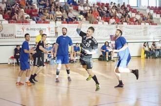 BM Guadalajara acusó el cansancio en Valladolid
