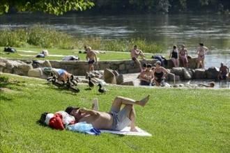23 provincias españolas en alerta amarilla este sábado de septiembre por el fuerte calor