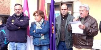 La Diputación muestra su apoyo al sector ganadero en la Feria de Cantalojas